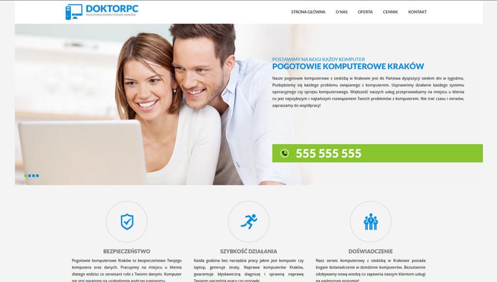 Serwis Komputerowy Kraków Doktorpc Warszawa